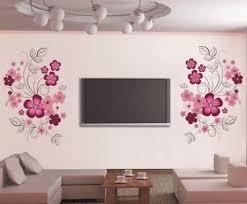 hallobo wandtattoo blumen blumenranke wandaufkleber wandsticker wall sticker wohnzimmer schlafzimmer deko esszimmer korridor