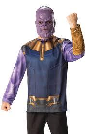 Infinity War Thanos Adult Costume Top PureCostumescom
