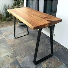 fabriquer table haute cuisine fabriquer table cuisine heavenly fabriquer une table haute id es de