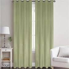 Blackout Window Curtains Walmart by J U0026v Textiles Sylvia Sage 76 X 84 In Blackout Window Curtain