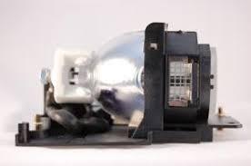 amazon com mitsubishi xl5u projector l replacement bulb with