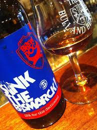Brewdog Sink The Bismarck Ratebeer by Allt Om öl Sänka Skepp Sink The Bismarck