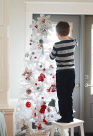 White Christmas Tree Walmartca by Nordic Christmas Style Sponsored Post A Pop Of Pretty Blog