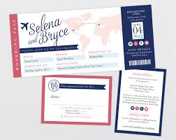 Wedding Invitations Invitation Ticket Template Trends Of Amazing Inspired Theme