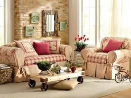 Country Cottage Living Room Furniture Rooms Decor
