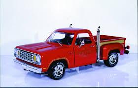 100 78 Dodge Truck 118 Ertl Lil Red 360 Camerons Model Cars