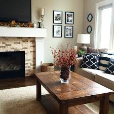 Understated Elegant Living Room In Neutral Shades Of Brown Tan Black And White