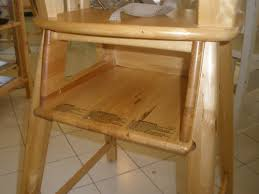 Eddie Bauer Wooden High Chair by Eddie Bauer High Chair Tara U0027s Baby Momma Blog