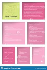 Minimalist Resume Cv Template For Women Stock Vector ... Cv Template Professional Curriculum Vitae Minimalist Design Ms Word Cover Letter 1 2 And 3 Page Simple Resume Instant Sample Format Awesome Impressive Resume Cv Mplate With Nice Typography Simple Design Vector Free Minimalistic Clean Ps Ai On Behance Alice In Indd Ai 15 Templates Sleek Minimal 4p Ocane Creative