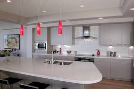 lighting ideas low ceiling kitchen lighting with shade