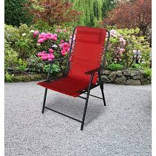 Slingback Patio Chairs Home Depot by Sliding Patio Doors On Home Depot Patio Furniture For Awesome Red