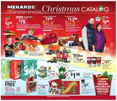 Menards Christmas Tree Bag by Menard U0027s Christmas Catalog Prices Good Through 12 2 Become A