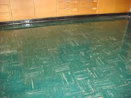 vintage retro asbestos floor tile exle of well maintain flickr