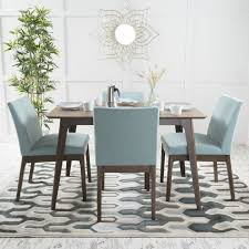 Contemporary Dining Room Sets Also Table 2018 Modern Dinette Wood