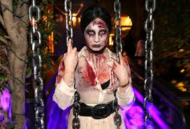West Hollywood Halloween Carnaval Pictures by Iggy Azalea Halloween