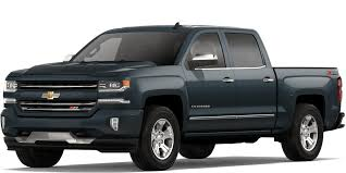 100 Chevy Pickup Trucks For Sale 2018 Silverado 1500 Paint Color Options
