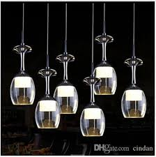 großhandel moderne kreative kristall deckenleuchten led len wohnzimmer esszimmer glas deckenleuchte led lustre licht deckenleuchten cindan