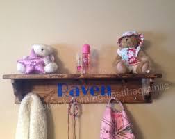Wooden Designer Shelf Pet Society by Trophy Shelf Etsy