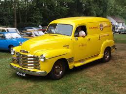 1951 Chevrolet 3100 Panel Truck, 1951 Chevy Truck Wiki | Trucks ...