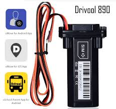 100 Truck Gps App Amazoncom Drivool 890 GPS Tracking Device For CarTaxi