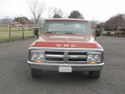 FRIDAY NIGHT 1971 GMC PICKUP FRESH RESTORATION 1971 Gmc C20 Volo Auto Museum Gmc 1500 Custom Pickup Truck General Motors Make Me An Offer 2500 For Sale 2096731 Hemmings Motor News Jimmy 4x4 Blazer Houndstooth Truck Front Fenders Hood Grille Clip For Sale Trade Sierra Short Bed T291 Indy 2012 Pin By Classic Trucks On Pinterest Maple Lake Mn Suburban Stake Cab Chassis Series 13500 Rust Repair Hot Rod Network F133 Denver 2016 View The Specials And Deals Buick Chevrolet Vehicles At John