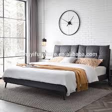 oem odm modernes elegantes kingsize bett aus rot grau weiß schwarzem leder für schlafzimmer buy italienischen leder bett luxus leder bett leder