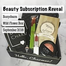 Beauty Subscription Reveal: Boxycharm September 2018 | Khalano Promotions Giveaways Boxycharm The Best Beauty Canada Free Mac Cosmetics Mineralize Blush For February Boxycharm Unboxing Tryon Style 2018 Subscription Review July Box First Impressions Boxycharm August Coupon Codes Below April Msa January In Coupons Hello Subscription Coupon Code Walmart Canvas Wall Art May