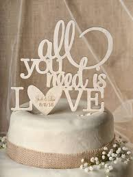 Wedding Cake Cakes Wooden Toppers Awesome Rustic Ebay To In Ideas
