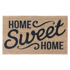 Home Sweet Doormat 18x30