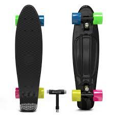 Tech Deck Penny Board Target by Skatro Mini Skateboard Board Street Black U2013 Skatro Boards
