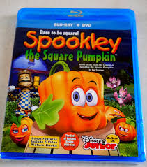 Spookley The Square Pumpkin by Heck Of A Bunch Spookley The Square Pumpkin Blu Ray Combo Pack