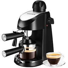 Cuisinox Barista 4 Cup Espresso Coffeemaker Silver