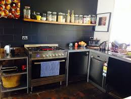 ikea cuisine udden lovely combo of black udden kitchen elements black walls and wooden
