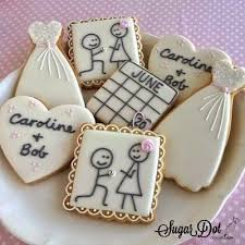 918 Best Wedding Anniversary Cookies Images On Pinterest