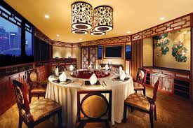 Within The Main Dining Area