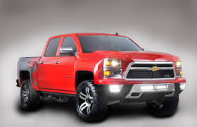 Lingenfelter Supercharged 2014 Silverado Reaper Package ...