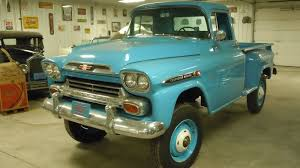 1959 CHEVROLET APACHE 3600 FACTORY INSTALLED NAPCO 4X4 *NO RESERVE ... 1959 Gmc 4x4 Napco Cversion Red And White Truck Model Trucks Legacy Chevy Build Your Own Chevrolet Suburban 4x4 Mosing Motorcars Apache Pickup W35 Kissimmee 2015 Awesome Other Pickups The Forgotten 1958 Napco Used For Sale Split Personality Classic 1957 1969 C50 Is Here To Shame Brodozer Hooniverse 31 Deluxe Fleetside Studebaker Promo Youtube
