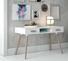 bureau blanc et bureau blanc bois mobilier de bureau blanc lepolyglotte