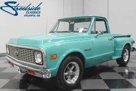 1972 Chevrolet C10 Stepside For Sale #65172 | MCG Allan Mccostlins Restomod 1970 Chevy C10 Blends Form And Function Trucks For Sale Dennis Truck Parts 1965 Chevrolet Ck For Sale Near Woodland Hills California Unveils 2018 Ctennial Edition Pickup News Car Blazer Cars Survivor Hot Rod Network Customer C10 C15 1967 1968 1969 Chevy Truck Ck Survivor 71 Of The Year Late Finalist Goodguys 72 Cheyenne Super 4 Speed Ac 4x4 In Texas Sold