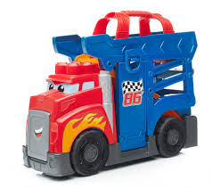 Mega Bloks Fast Tracks Racing Rig Building Set - Toys