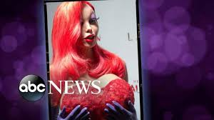 Halloween Heidi Klum Jessica Rabbit by Heidi Klum U0027s 2015 Halloween Costume Finally Revealed Youtube
