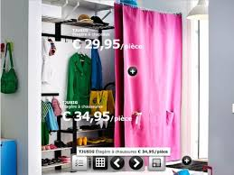 Ikea Curtain Wire Room Divider by 22 Best Closet Curtains Images On Pinterest Closet Curtains