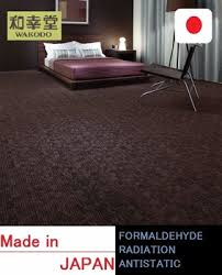 residential use bedroom carpet tiles interior materials made in