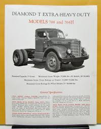 1950 Diamond T Truck Model 704 704H Specifications Brochure And Thats The Truth Frank Gripps Twengin Hemmings Daily Unstored Diamond T Pickup Truck Youtube 1949 Logging Truck 2014 Antique Show Put O Flickr 1952 950 Ferraris And Other Things Front End Tshirt For Sale By Jill Reger 1947 404 1950 Model 420 420h Sales Brochure Specifications 1942 Classiccarscom Cc1124301 1965 Cc1135082 1948