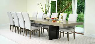 Clifton Steel Oak Wenge Dining Table Berrydesign