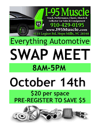Huge Swap Meet Oct 14th In Fayetteville NC - CorvetteForum ... Fayetteville Dogwood Festival Nc Cars For Sale In 28301 Autotrader Used Trucks Less Than 1000 Dollars Autocom Chevrolets Self Storage Units Storesmart Selfstorage New 2019 Ram 1500 Rebel Crew Cab 4x4 57 Box For Ford Dealer Lafayette Canam Outlander Max Xtp 1000r Atvtradercom Dps Surplus Vehicle Sales 2014 Caterpillar 740b Articulated Truck Sale Cat Financial