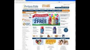 Puritan's Pride Discount Coupons