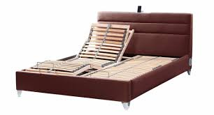 couple wooden adjustable bed frame 203 latest decoration ideas