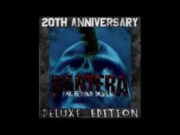 pantera shedding skin remastered youtube