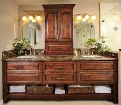 Excellent Rustic Style Bathroom Vanities